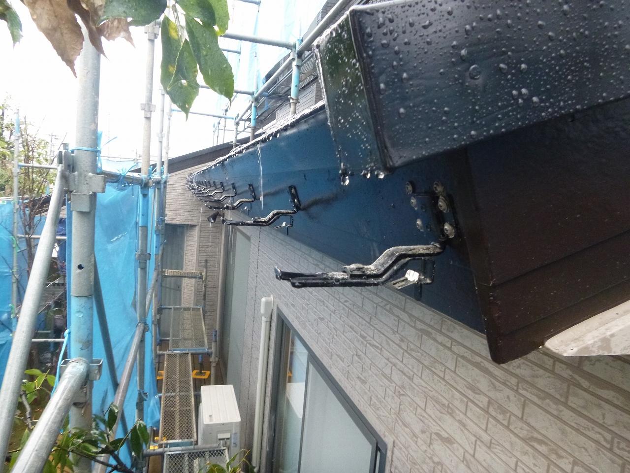 「外部修繕工事」@金沢市_b0112351_19111820.jpg