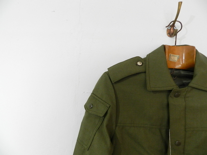 Czech army zip blouson dead stock_f0226051_1272444.jpg