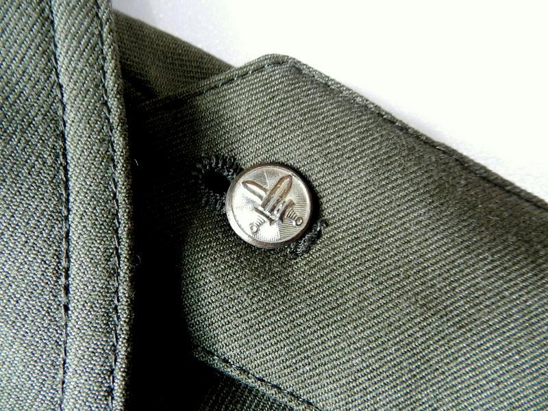 Czech army zip blouson dead stock_f0226051_1283041.jpg