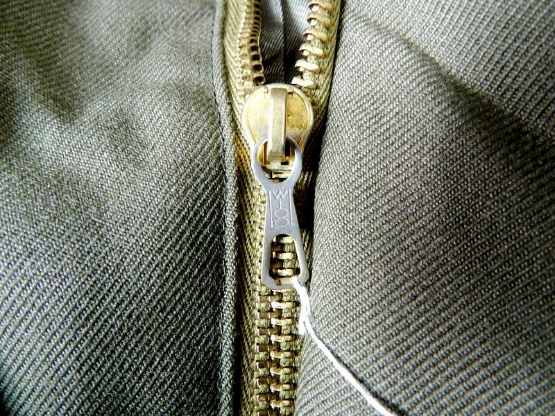 Czech army zip blouson dead stock_f0226051_1294272.jpg
