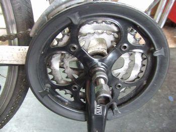 フェルト クロスバイクの整備 _e0140354_14291318.jpg