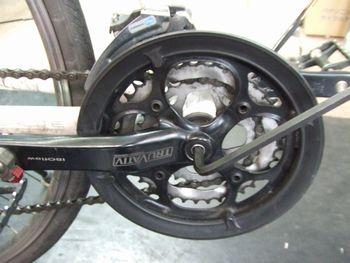 フェルト クロスバイクの整備 _e0140354_14362969.jpg