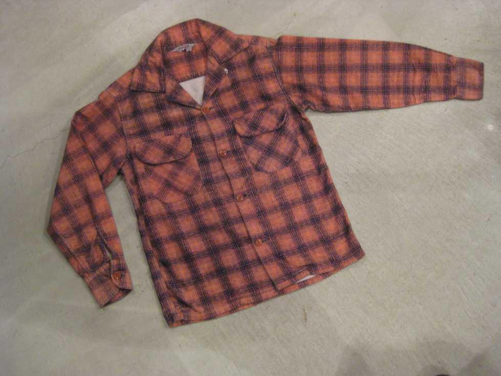 50\'s PENNEY\'S Nel Shirts_e0187362_15364822.jpg