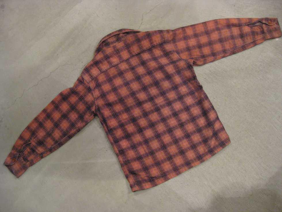 50\'s PENNEY\'S Nel Shirts_e0187362_15381765.jpg
