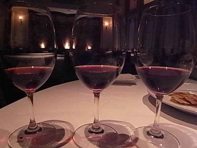 フォンダンショコラに合うワインは?ワインバー「シノワ」@渋谷_b0051666_12132628.jpg