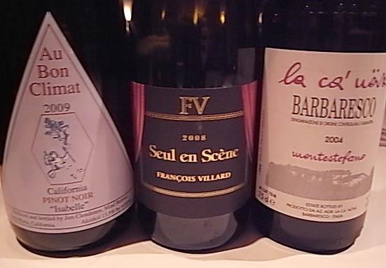 フォンダンショコラに合うワインは?ワインバー「シノワ」@渋谷_b0051666_12133418.jpg