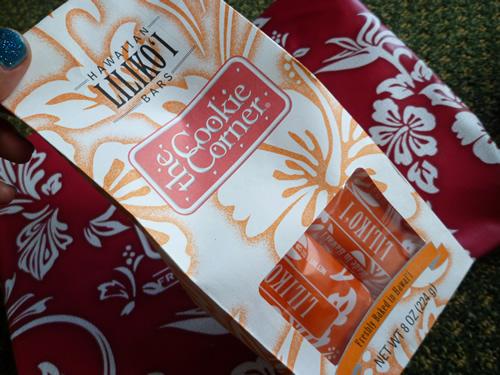 Hawaiian Biscotti@The Cookie Corner_c0152767_21454743.jpg