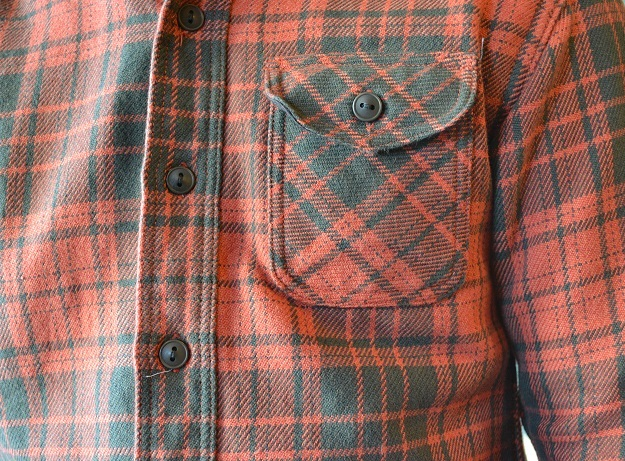 TWIST BUFFALO CHECK SHIRTS_d0160378_2203390.jpg