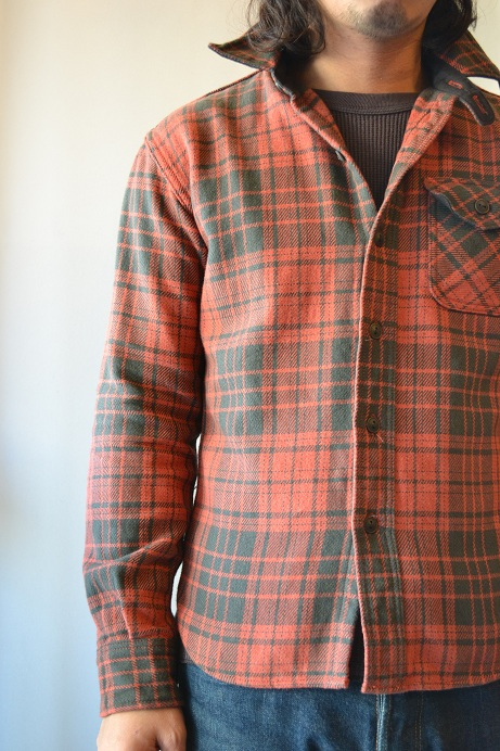 TWIST BUFFALO CHECK SHIRTS_d0160378_2203634.jpg