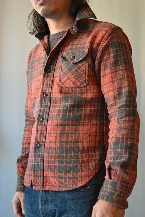 TWIST BUFFALO CHECK SHIRTS_d0160378_2203776.jpg