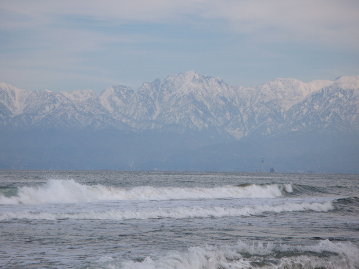 立山連峰パノラマ日和_d0047885_22304230.jpg