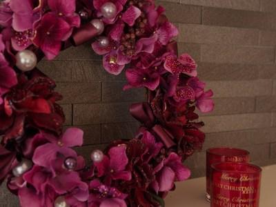 2012クリスマスリースの出荷が始まります。_d0144095_21262474.jpg