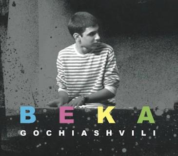テイクファイブのお薦めCD ~Beka Gochiashvili~_a0203615_22413850.jpg