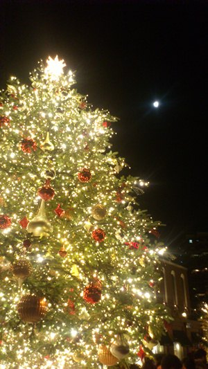 クリスマスネイル☆_c0071924_16311317.jpg