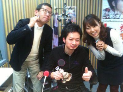 ニッポン放送出演_e0100332_18472355.jpg