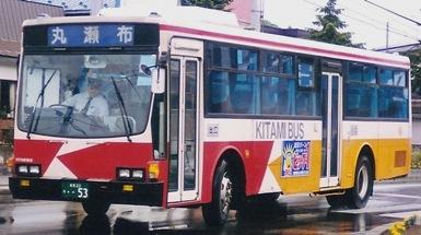 北海道北見バス いすゞP-LV218Q +IK_e0030537_1224210.jpg
