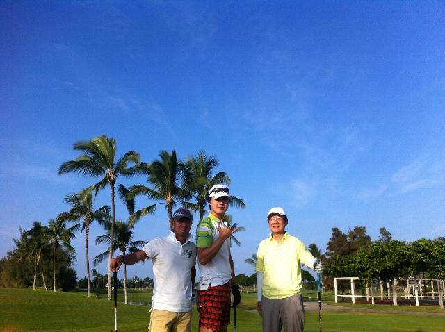 ハワイプリンスゴルフコース_e0022439_1045588.jpg