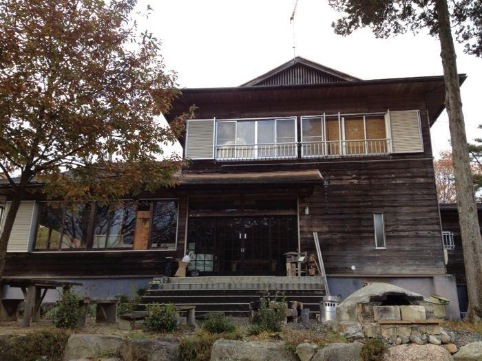 山小屋カフェ望仙荘(現在閉店)_e0292546_21192577.jpg
