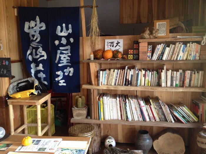 山小屋カフェ望仙荘(現在閉店)_e0292546_21193088.jpg