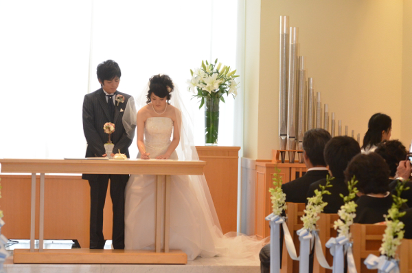 今日も無事終了!結!婚!式!(ホテル日航奈良)_e0046950_22464491.jpg