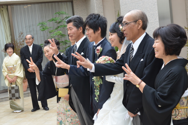 今日も無事終了!結!婚!式!(ホテル日航奈良)_e0046950_2247862.jpg
