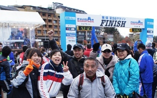 第1回 富士山マラソン_f0196455_174141100.jpg