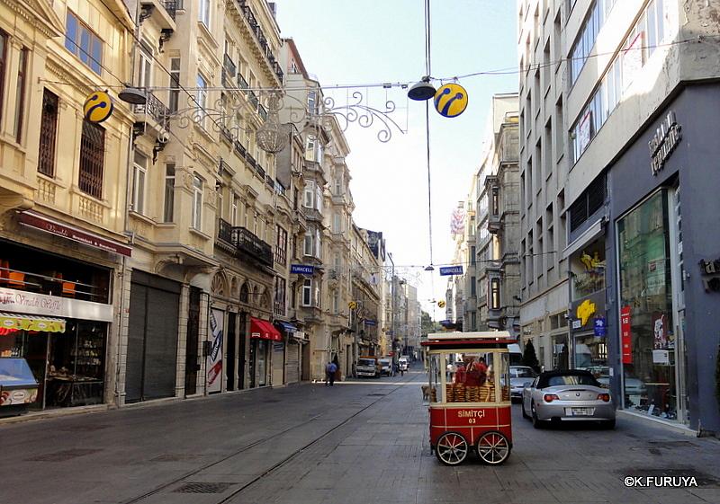 トルコ旅行記 27 イスタンブール新市街_a0092659_21474296.jpg