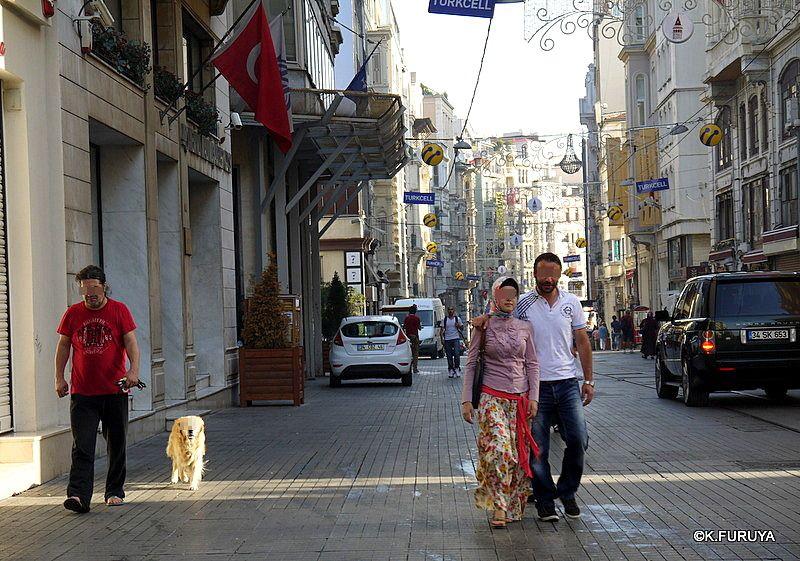 トルコ旅行記 27 イスタンブール新市街_a0092659_21564923.jpg