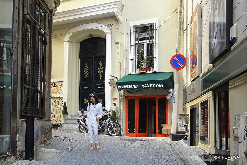 トルコ旅行記 27 イスタンブール新市街_a0092659_22462881.jpg