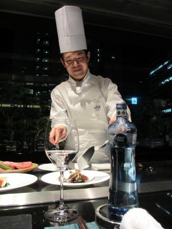 京王プラザホテルにて_a0243064_2264774.jpg