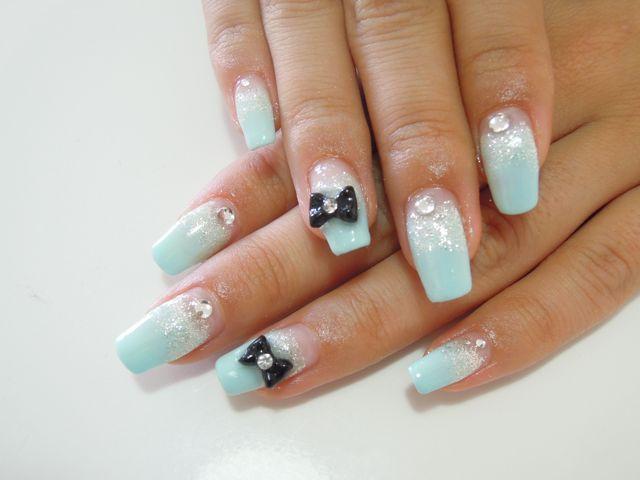 Cinderella Nail_a0239065_1454911.jpg