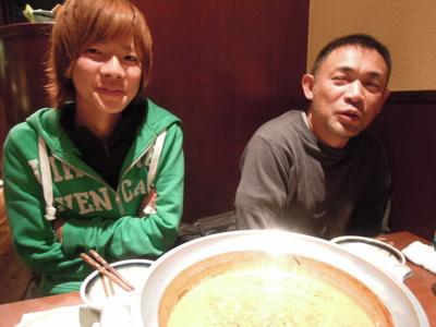 海鮮チゲ鍋at清川_f0232994_616153.jpg