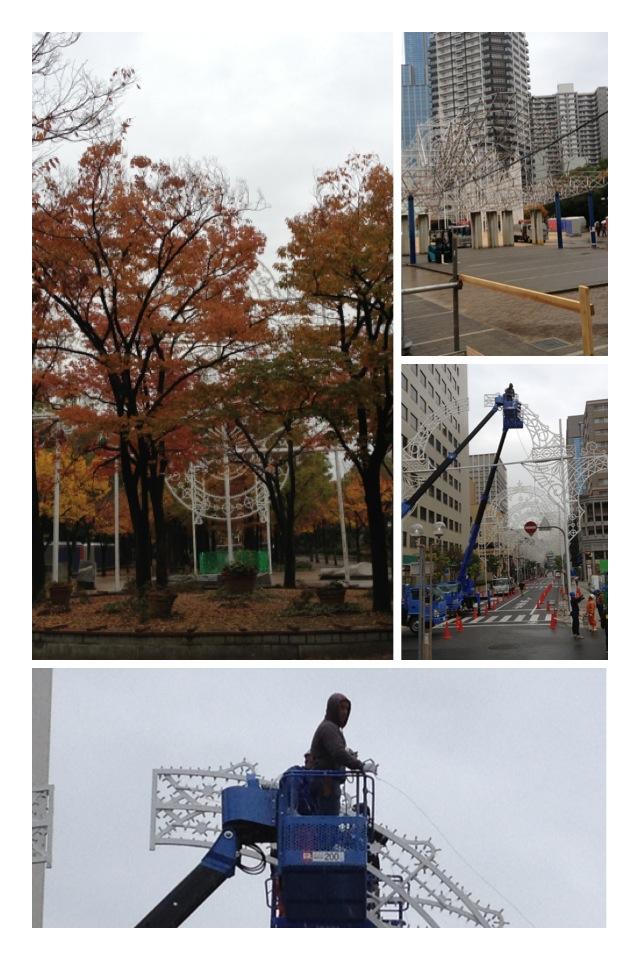 神戸マラソン2012 受付の日 と エビアンコーヒー_a0194908_0395639.jpg