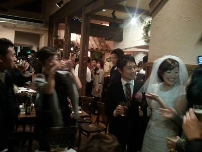 結婚式2次会 【Chef's Report】_f0111415_11285795.jpg