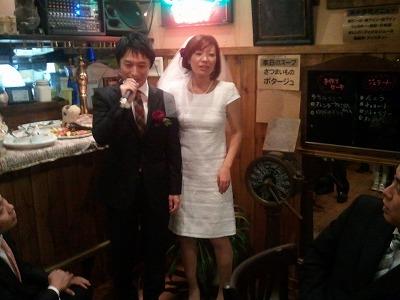 結婚式2次会 【Chef's Report】_f0111415_11291030.jpg