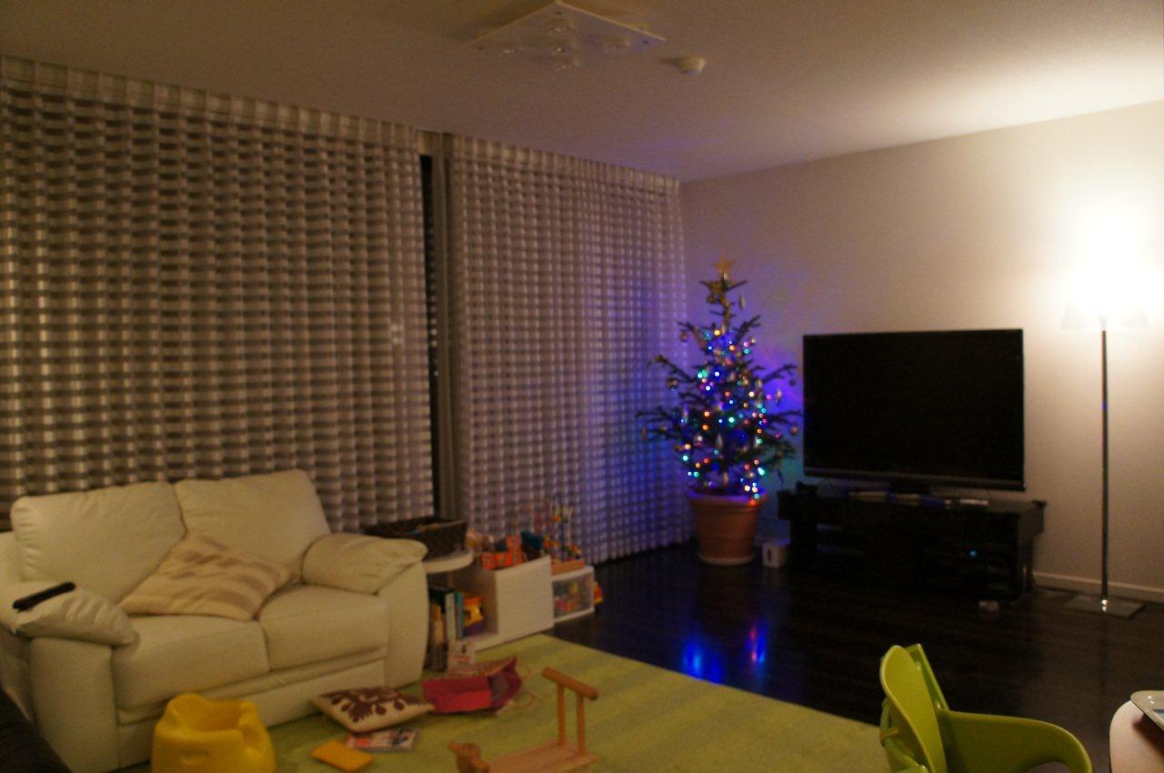 クリスマス支度開始~!_e0253026_8572741.jpg