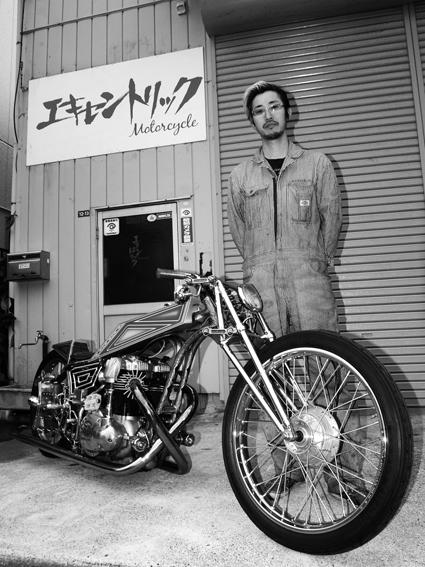 大西 健太 & kawasaki W650(2012 1113)_f0203027_11555164.jpg