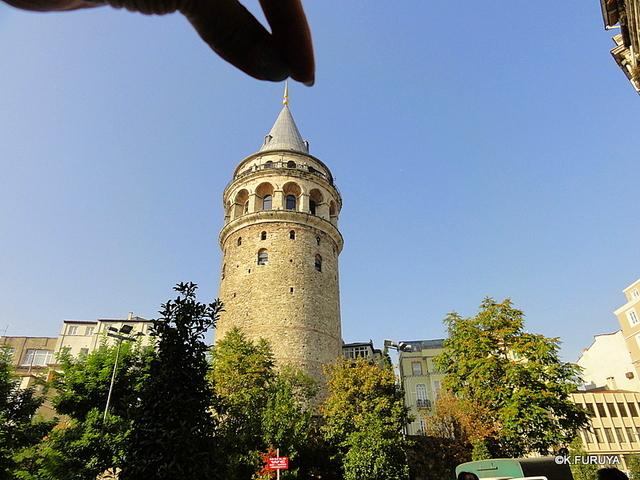 トルコ旅行記 28 イスタンブール ガラタ塔_a0092659_14552366.jpg