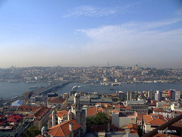 トルコ旅行記 28 イスタンブール ガラタ塔_a0092659_1484322.jpg
