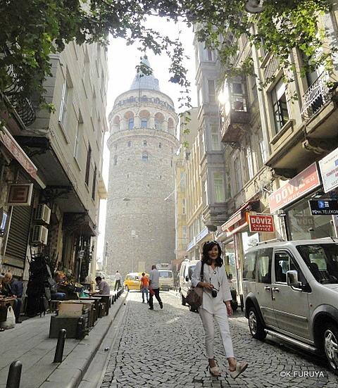 トルコ旅行記 28 イスタンブール ガラタ塔_a0092659_16152859.jpg