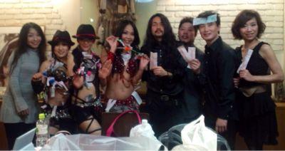 Berry Dance Live!@赤坂november eleventh_b0131865_2329113.jpg