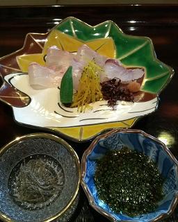 黒崎の和食「まつ山」で秋のランチ♪_c0116778_037374.jpg