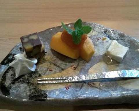 黒崎の和食「まつ山」で秋のランチ♪_c0116778_0425843.jpg