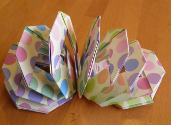 クリスマス 折り紙 折り紙 面白い : tomoroze.exblog.jp