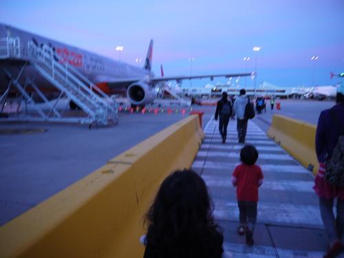 メルボルンへの旅(3)―Jet Star初体験_e0123104_732748.jpg