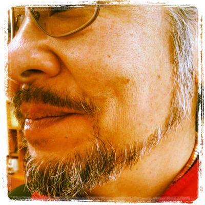 beard style vo.13 『長めで口角スッキリなヒゲ』_e0100332_1301918.jpg
