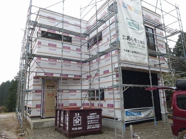 「丘の上のガレージハウス」@津幡町_b0112351_17344018.jpg