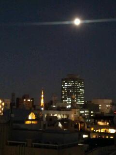 2012年11月28日☆双子座の満月_f0008555_21313541.jpg