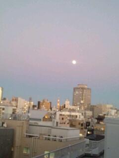 2012年11月28日☆双子座の満月_f0008555_2131392.jpg