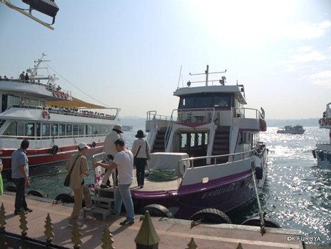 トルコ旅行記 29 ボスポラス海峡クルーズ_a0092659_1324447.jpg